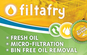 Cooking Oil Filtration & Full Fryer Management Service