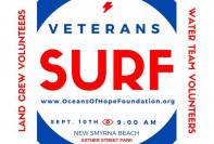"Filta Proudly Supports the ""Veterans Surf"" event Saturday, September 10th"